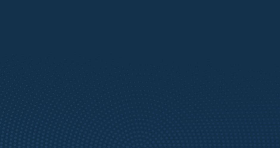 Dark blue background with a lighter blue radience