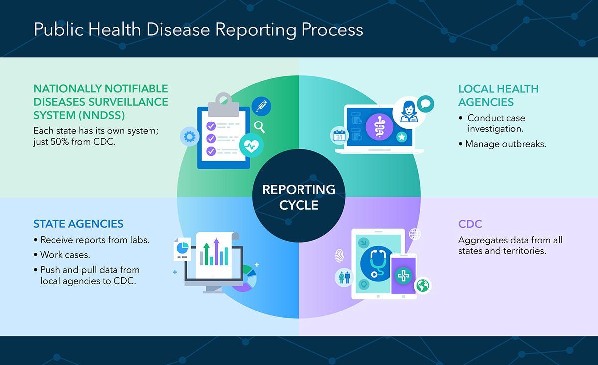 Public Health Disease Reporting Process
