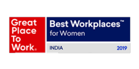 Great Place To Work - Best Workplaces for Women 2019 - India
