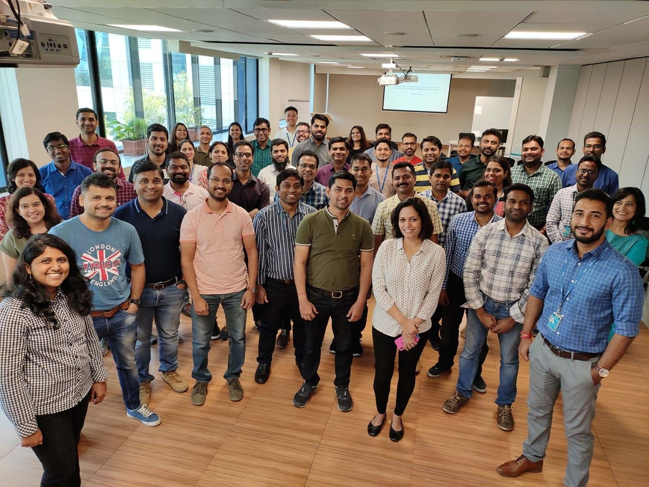 SAS India Pune R&D: Multi-generational
