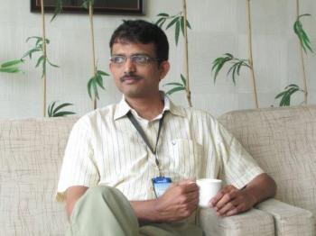 Rajesh Khazankodath - SAS R&D India
