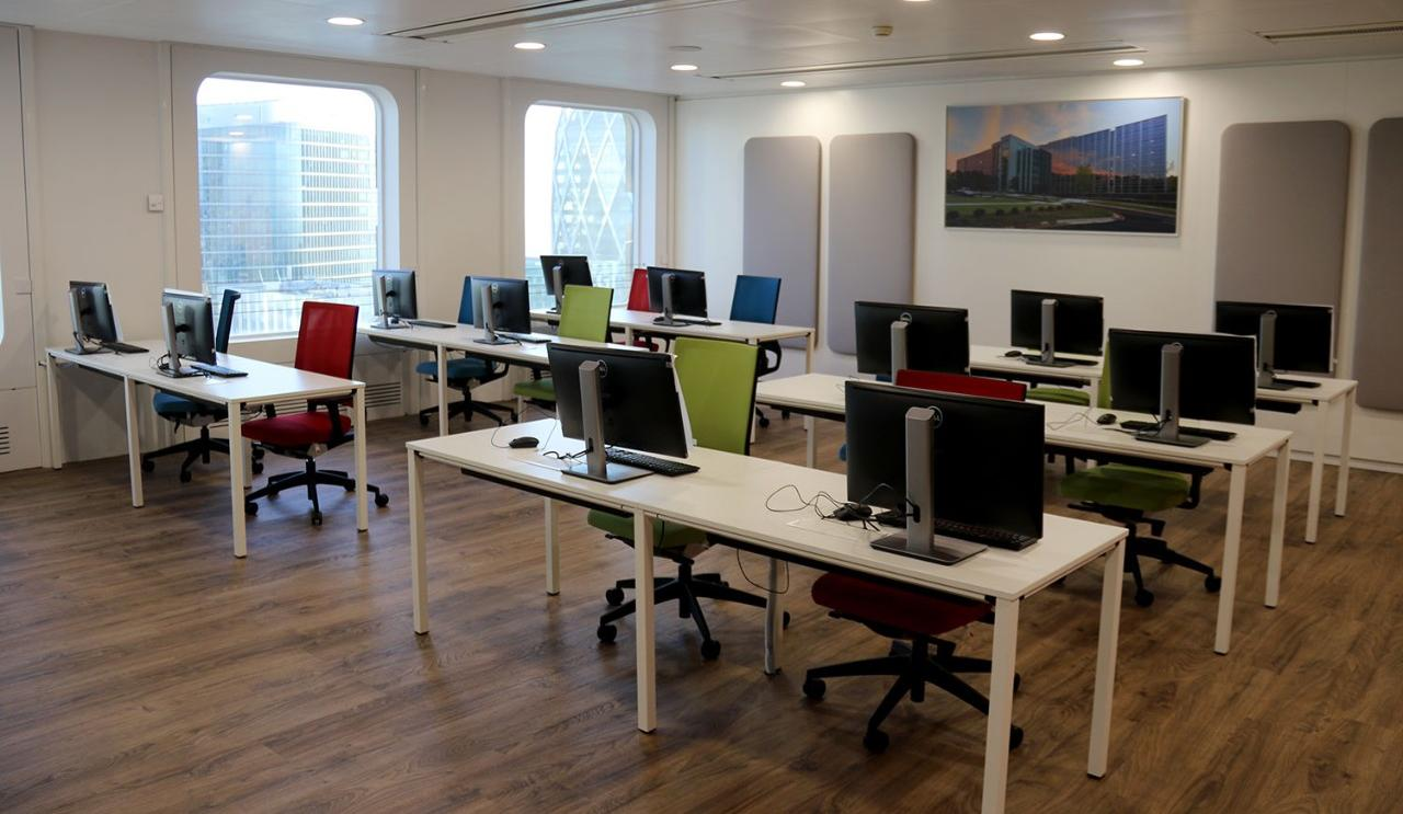 SAS France - La Défense Office - Training Room
