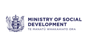 New Zealand Ministry of Social Development logo