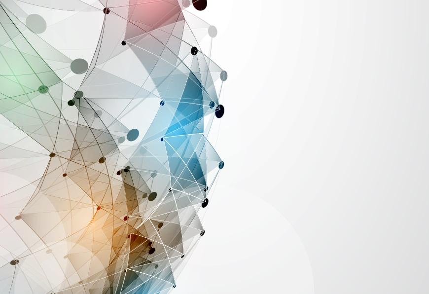 Pastel vector nodes