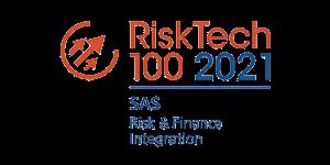 RiskTech 100 SAS Risk & Finance Integration logo