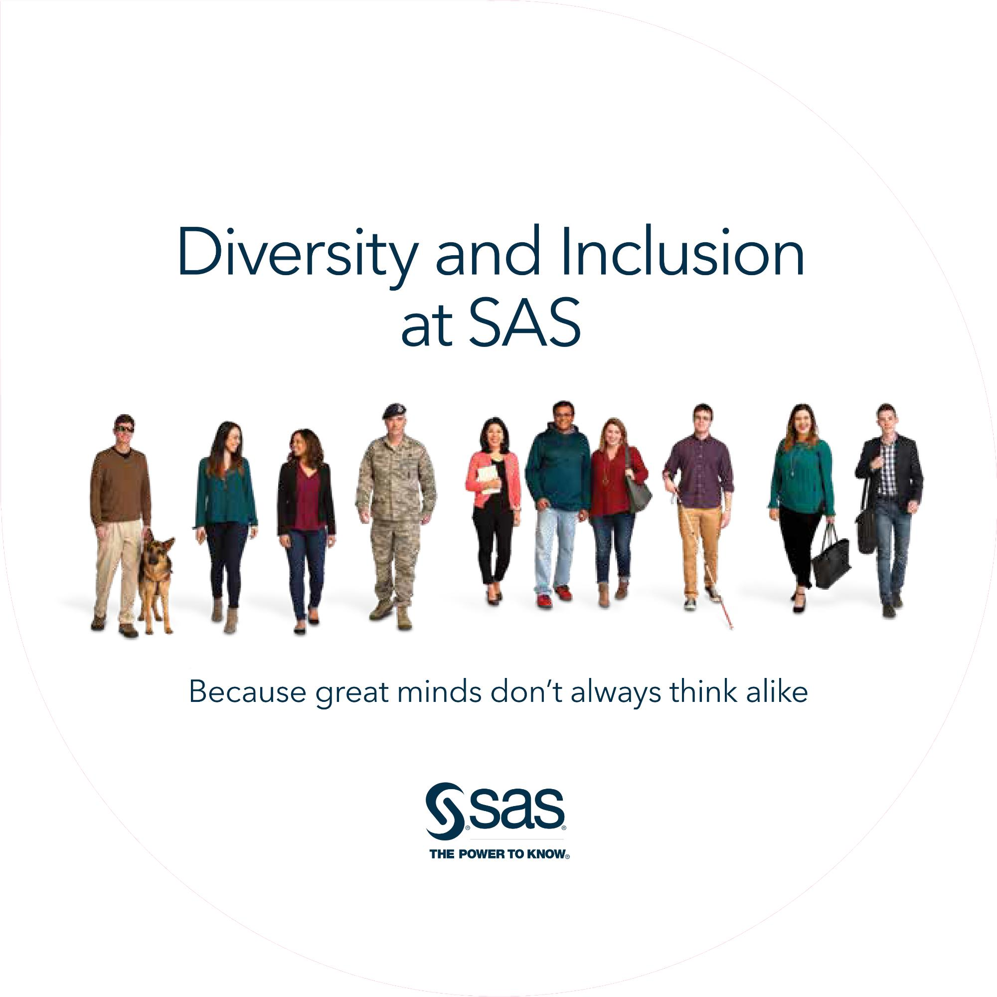 Diversity and Inclusion at SAS
