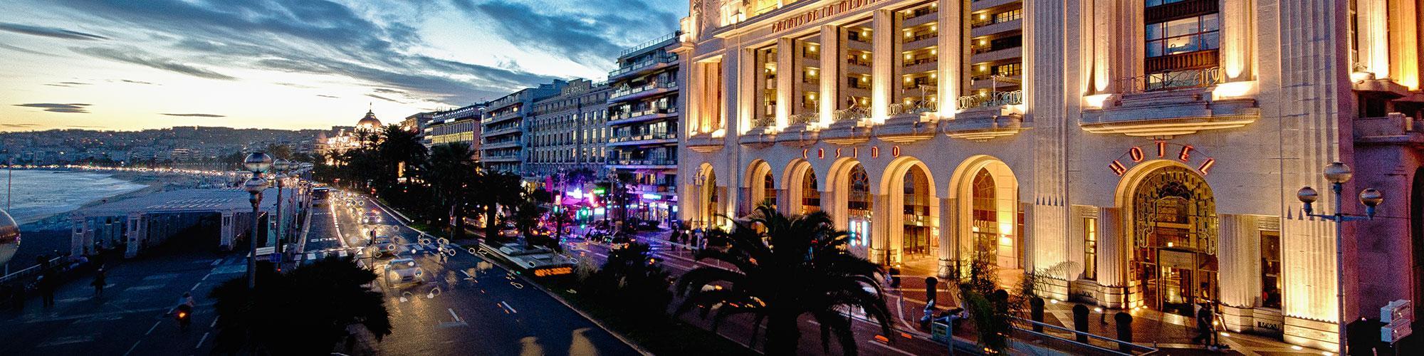 Hyatt Regency Nice Palais de la Méditerranée, France