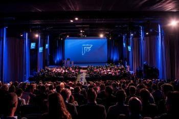 Stage at SAS Forum BeLux 2017