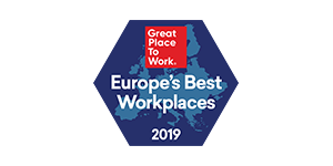 2019 Best Workplaces-Europe