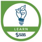 SAS Learn Badge