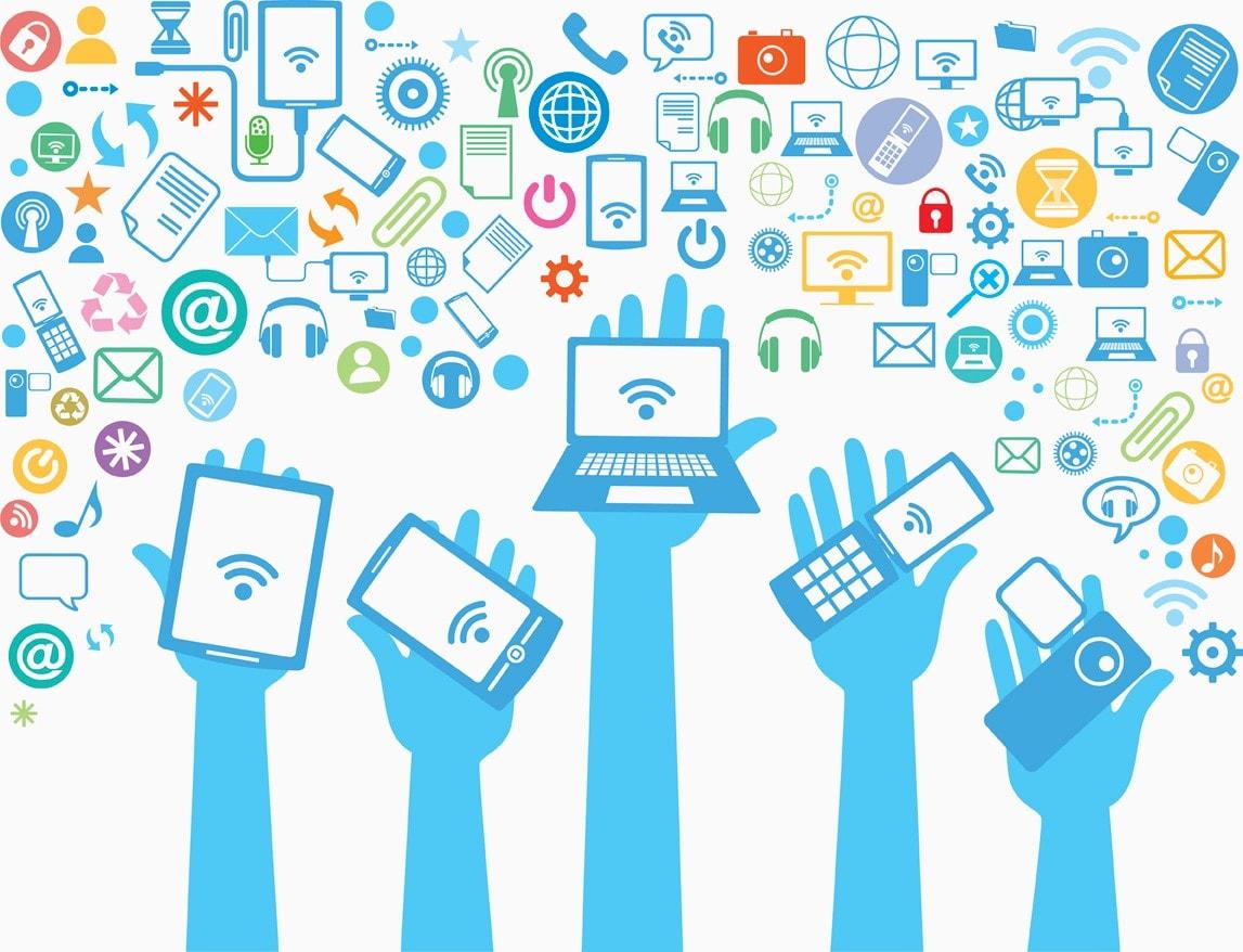 Customer intelligence data driven marketing - background