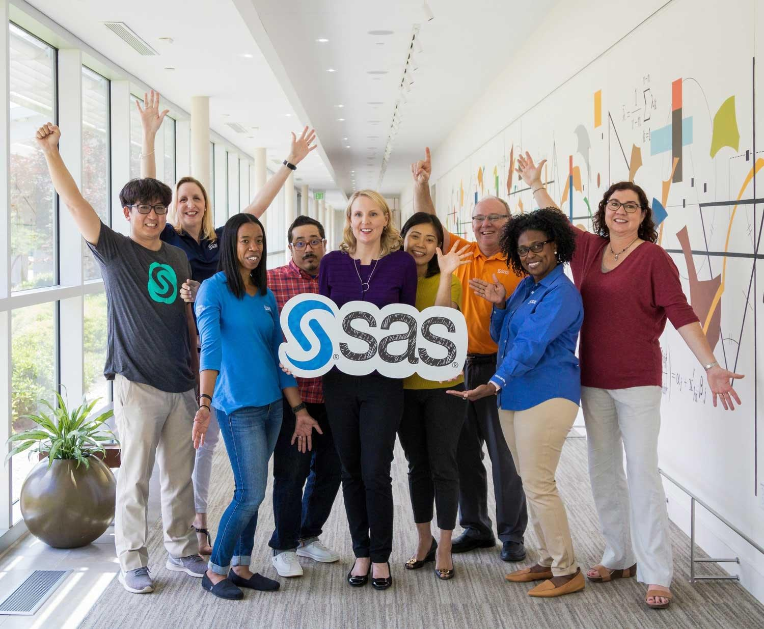 SAS among Fortune's Best Workplaces in Technology