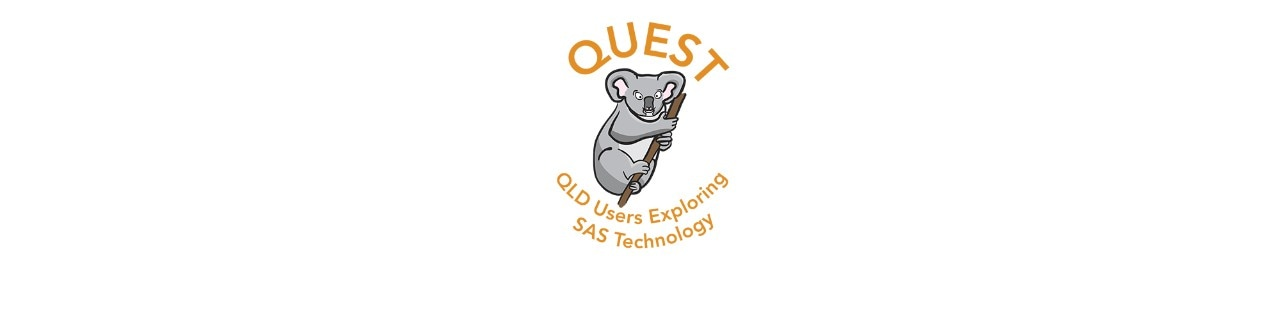 Cartoon Quest Logo White Background