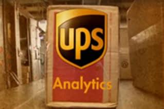 UPS loves logistics and analytics