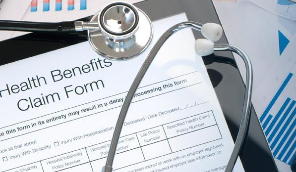 health care claims form