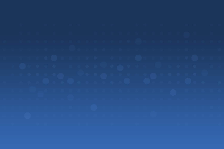 Abstract Data Visualization art - gradient midnight to cobalt blue