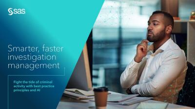 Smarter, faster investigation management