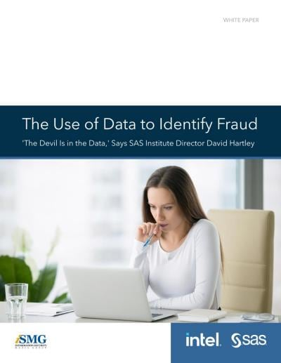 The use of data to identify fraud
