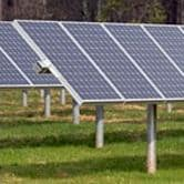 SAS solar farm at global headquarters