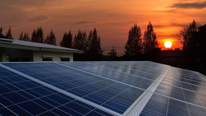 Red Energy solar panels