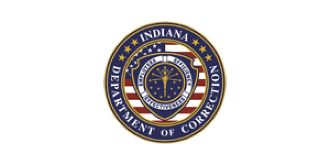 Indiana Department of Correction logo