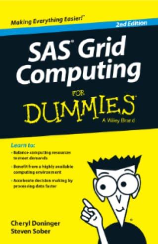 SAS® Grid Computing For Dummies®, Second Edition