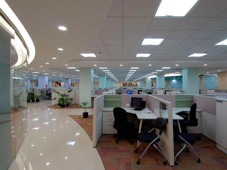 SAS India Pune office interior