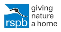 rspb logo and tagline