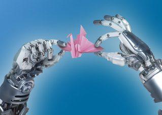 Machine learning and artificial intelligence in a brave new world