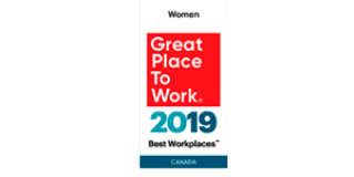 SAS Institute Canada Inc made it to the 2019 List of Best Workplaces™ for Women