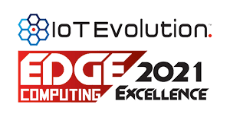 IOT Evolution Edge Computing 2020 Excellence logo