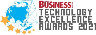 Singapore Business Review Technology Excellence Awards 2021