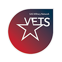 SAS Military Network logo