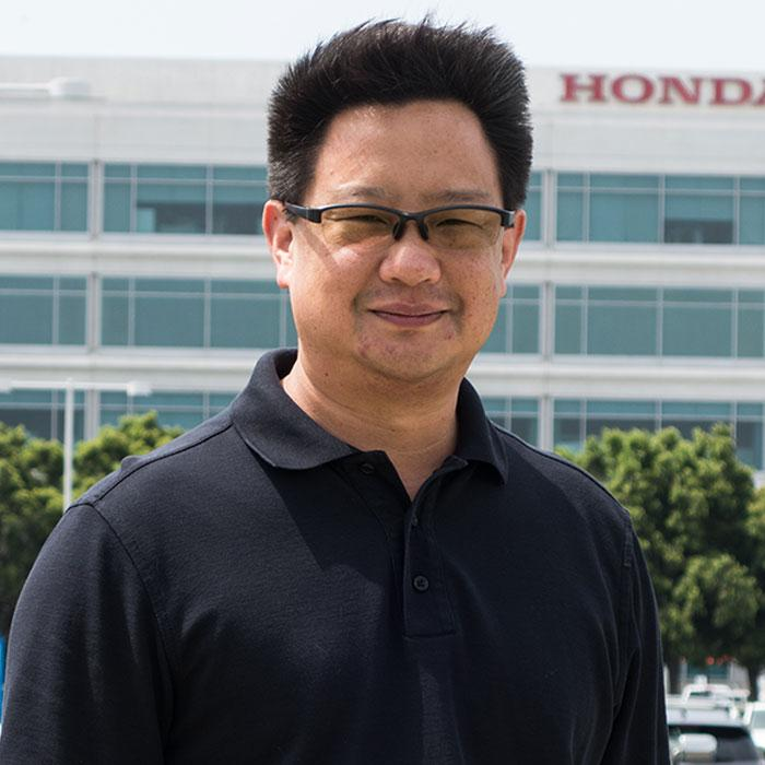 Kendrick Kau executive photo