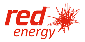 Red Energy logo
