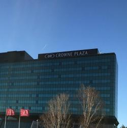 Crowne Plaza Hotel Belgrade