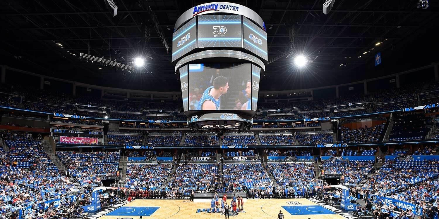 Amway Center Orlando Magic