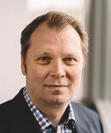 Portrait of Mika Tanskanen