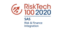 Chartis RiskTech 100 2020 Risk & Finance Integration logo