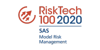 Chartis RiskTech 100 2020 Model Risk Management logo
