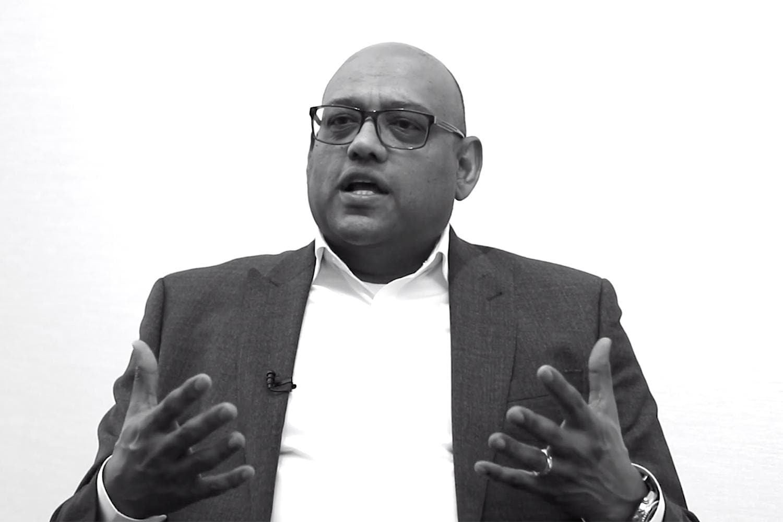 Riad Gydien, EVP and Chief Sales Officer, SAS EMEA