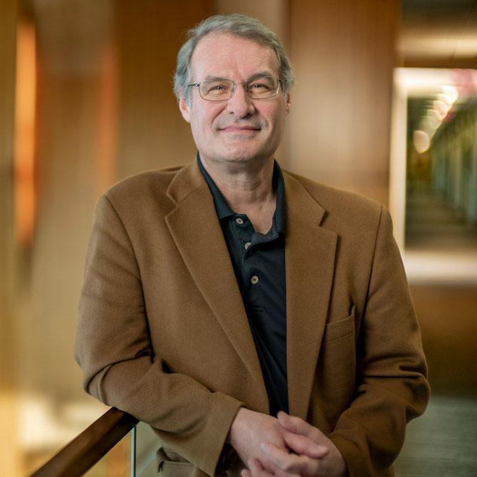 Portrait of Jon T. Weisz