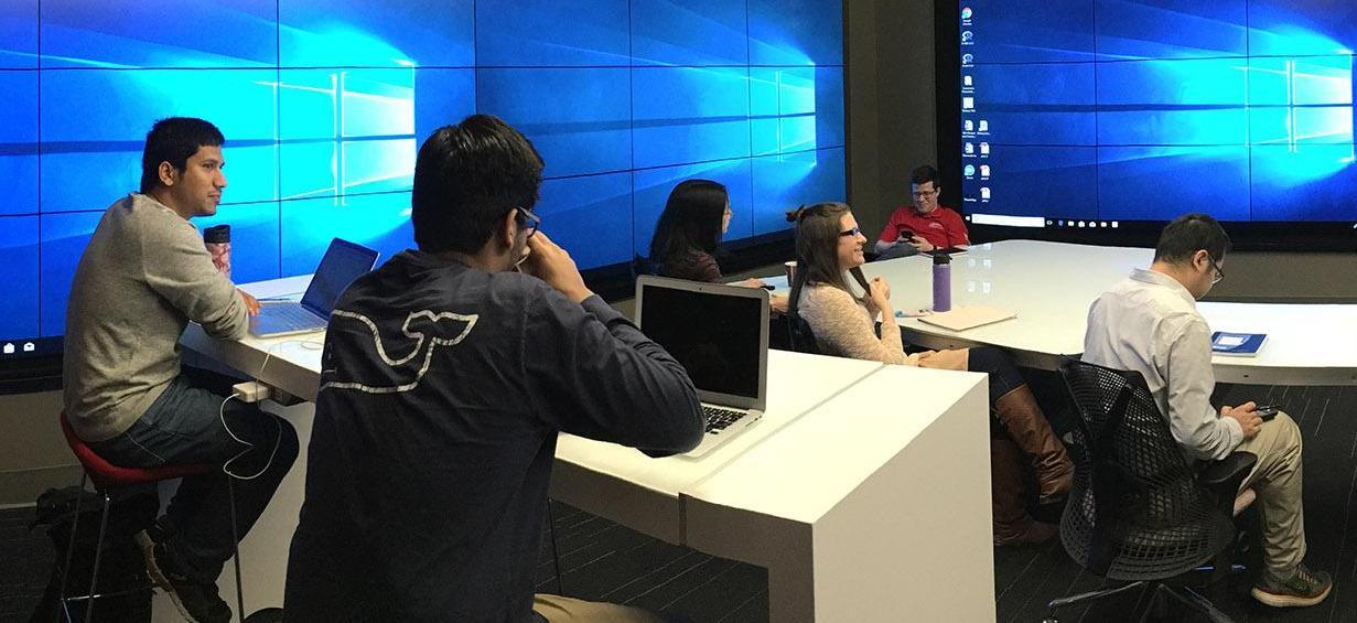University of Alabama analytics lab