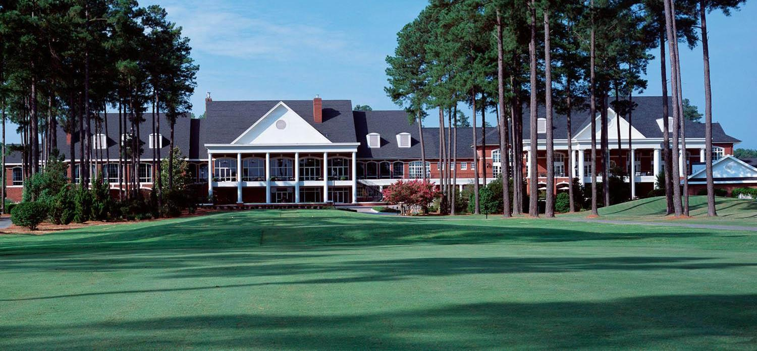 Prestonwood Clubhouse and Golf Course