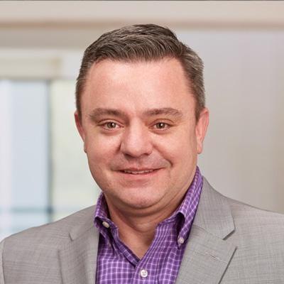 Corey Kleinbauer of SAS