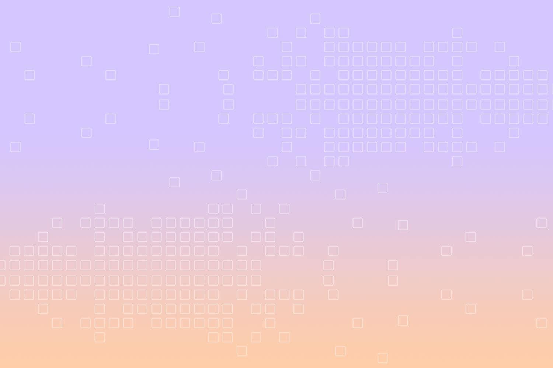 lavender-orange-gradient-with-squares