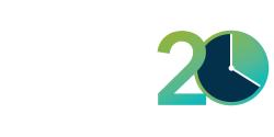 Analytics in 20 logo