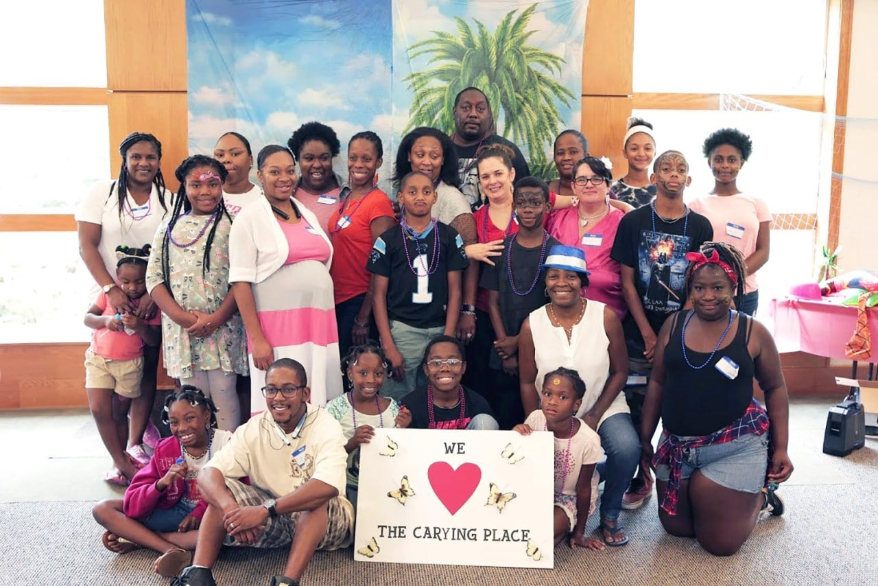 Carying Place Graduate Families