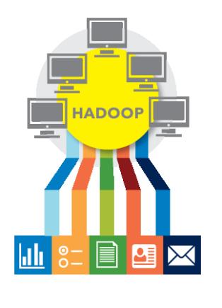Hadoop Cluster Infographic