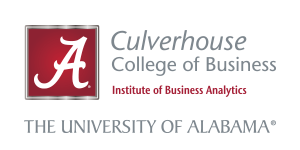 Culverhouse College of Commerce Institute of Business Analytics logo